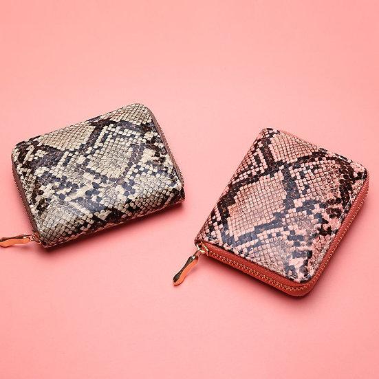 Python Zipper Wallet