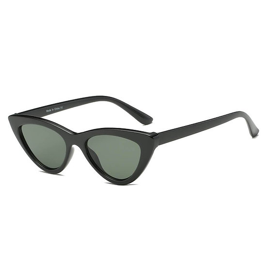 FAMARS | S1062 - Women Retro Vintage Chic Cat Eye Sunglasses
