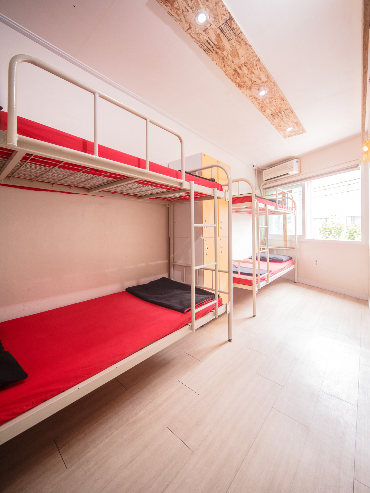 4 bed Dormitory, Itaewon Inn hostel
