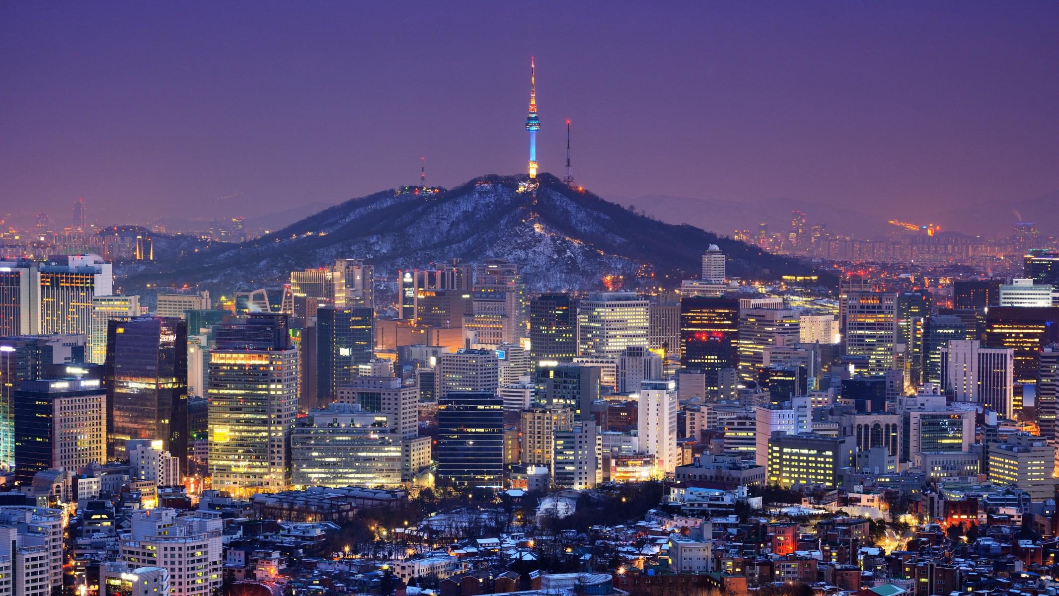 Itaewon Seoul Korea