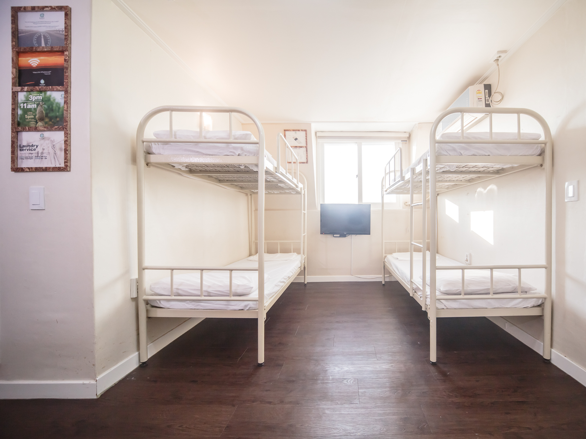 4 bed Apartment, Itaewon Inn hostel