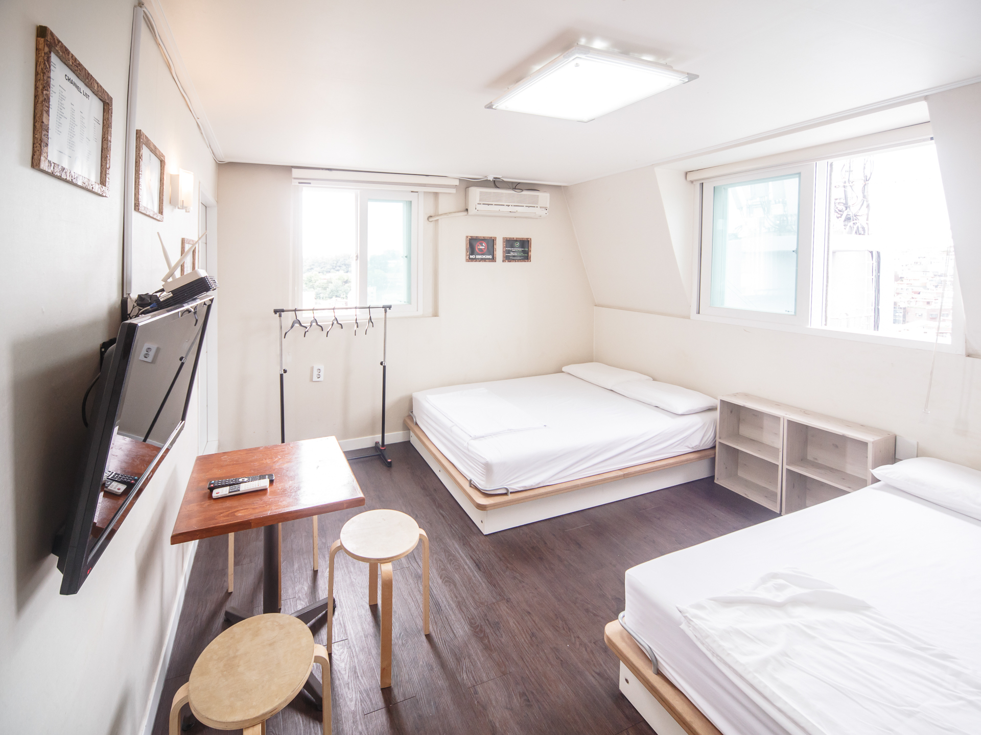 Family room, Itaewon Inn hostel