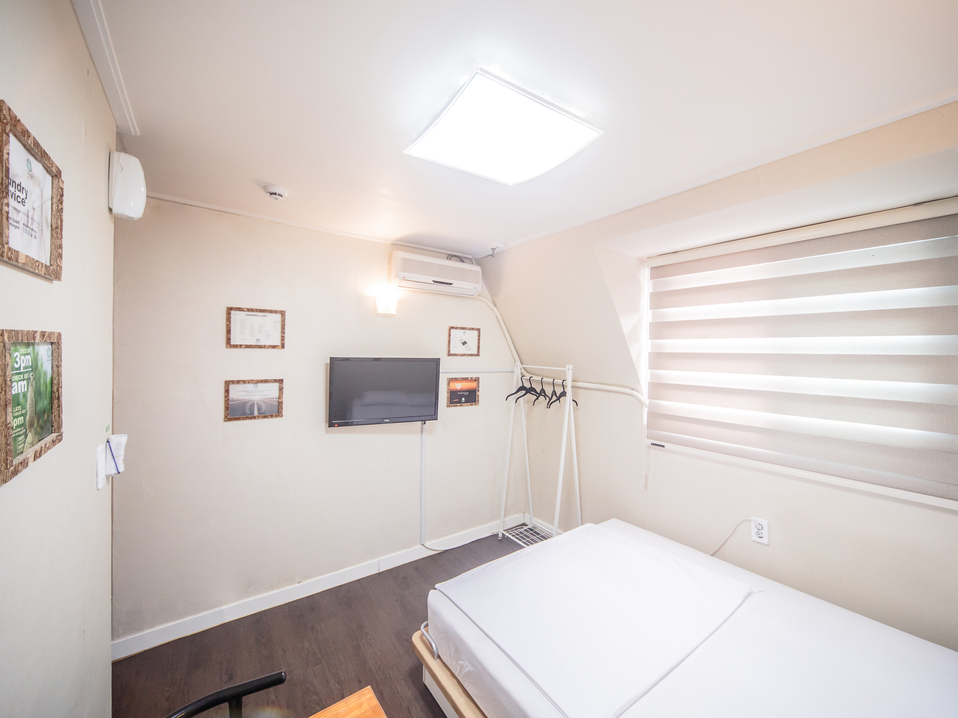 Double room, Itaewon Inn hostel