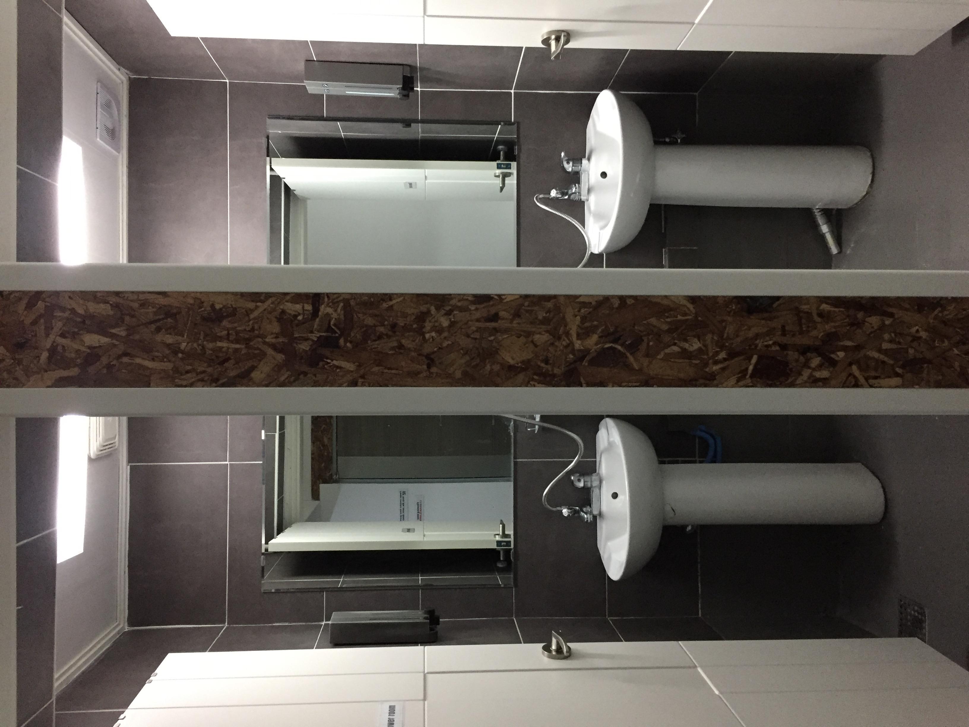 Shared bathroom Itaewon Inn