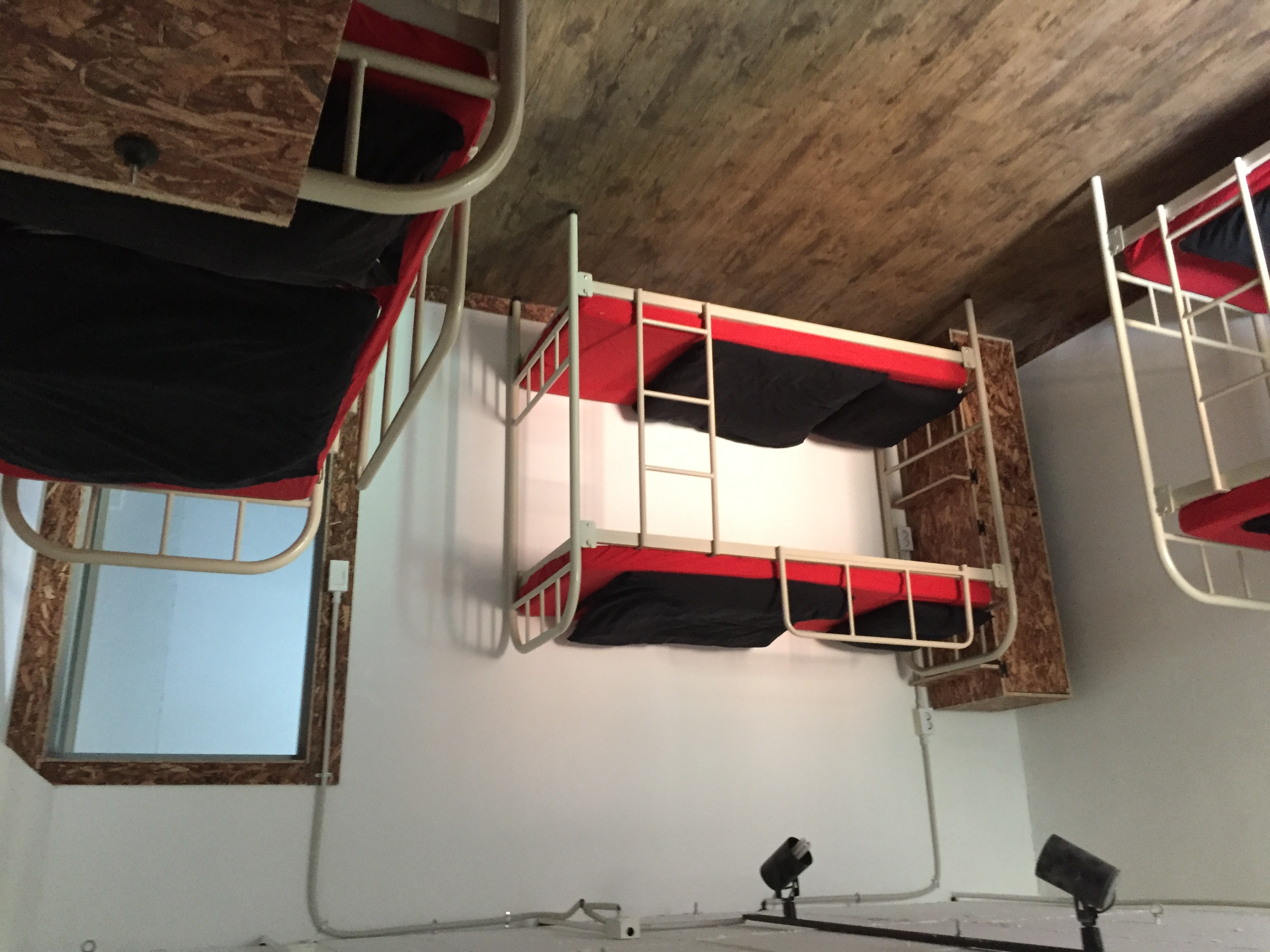 8 bed dormitory Itaewon Inn