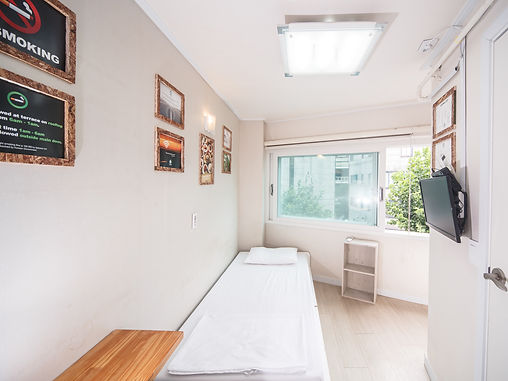 Suite apartment Itaewon Inn hostel Seoul