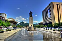 Admiral Yi Sun-shin Seoul