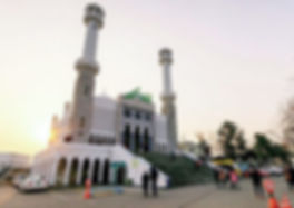 Seoul Central Mosque Korea