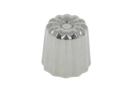 Moule à cannele inox Diam 35mm Ref 3065.35