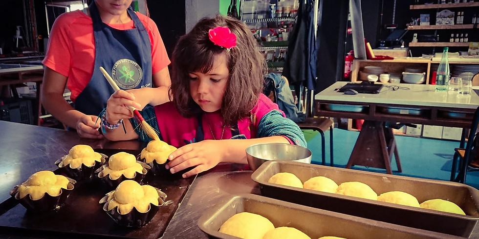 """Atelier enfant """"Je fais mes tartes sucrées et salées"""""""