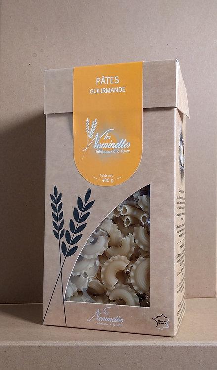 """Pâtes Gourmande """"Les Nominettes"""""""