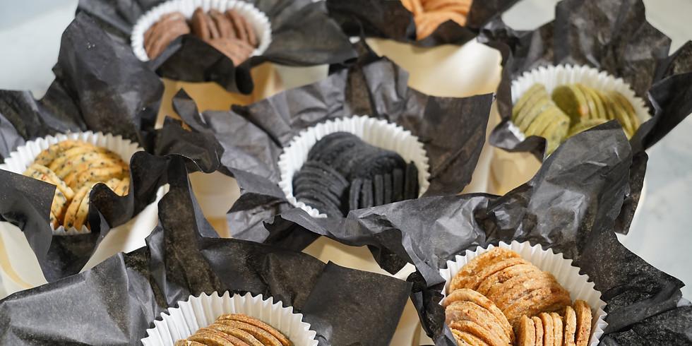 """Atelier pâtisserie """"Deux biscuits"""" de la pâtisserie Française"""