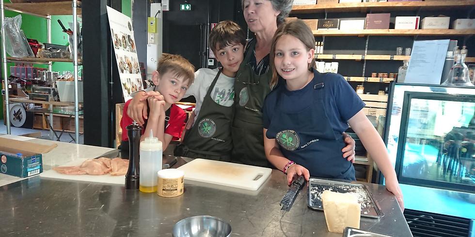 """Atelier Enfants """"Petits gâteaux pour mon goûter Financiers, cookies"""""""