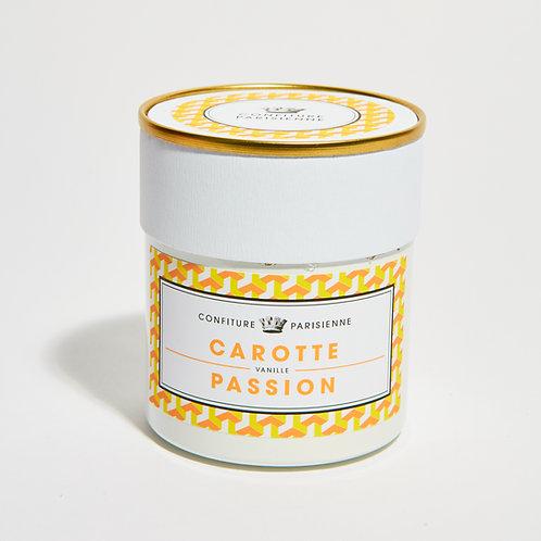 Carotte passion vanille 250g