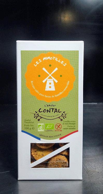 Les Mimotilles Bio de chez Contal Farmer Ardennes