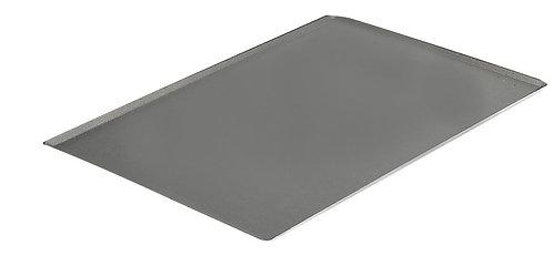 Plaque rectangulaire antiadhésif, en aluminium épais 40X30CM  Ref 8161.40