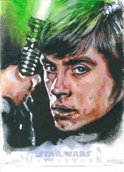 Luke Skywalker - Masterwork AP
