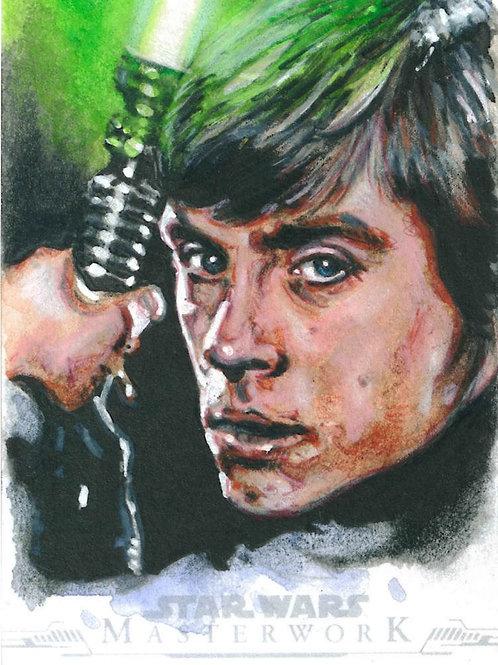 Luke Skywalker - Masterwork AP