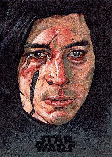 Kylo Ren - The Last Jedi Series 2 AP