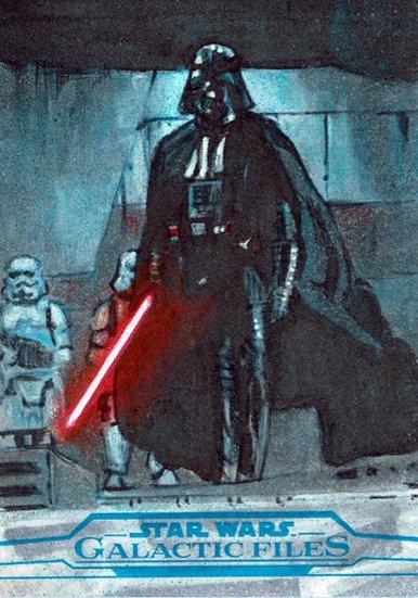 Darth Vader – Galactic Files AP