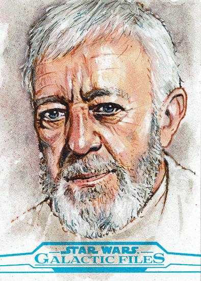 Obi-Wan Kenobi - Galactic Files AP