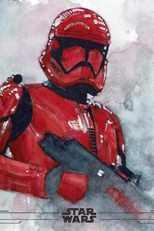 Sith Trooper - The Rise of Skywalker Series 2