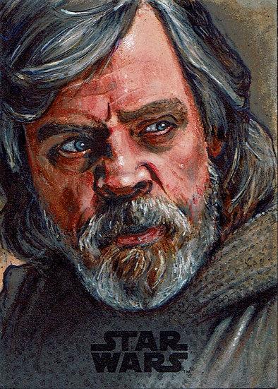 Luke Skywalker - The Last Jedi Series 2 AP