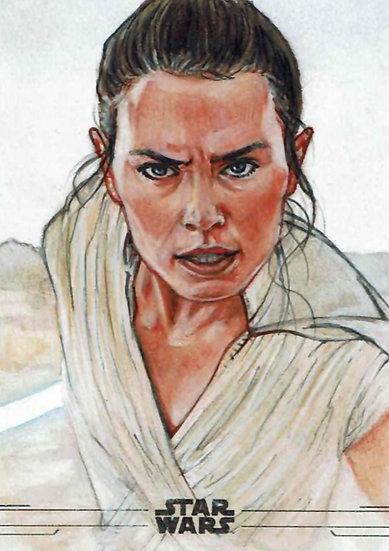 Rey - The Rise of Skywalker Series 2