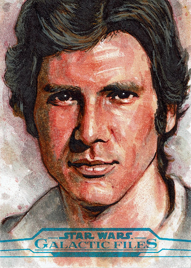 Han Solo - Galactic Files AP