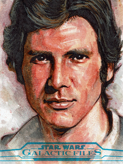 Han Solo - Galactic Files AP