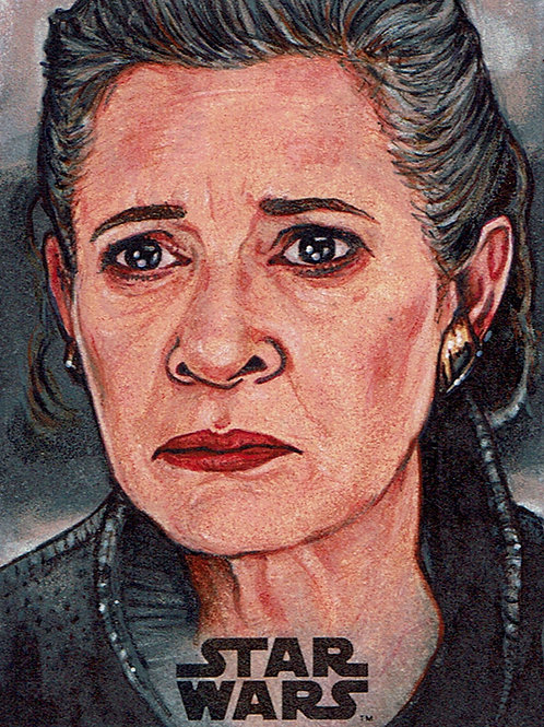 General Leia - The Last Jedi Series 2 AP