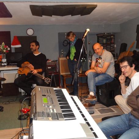 D'Ici et d'Ailleurs en studio - suite et fin...