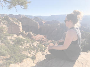 Bear Mountain, Sedona Meditation