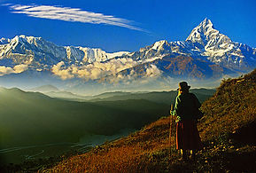 Lindel Caine Photography Designs Visual Art Illustration Nepal Himalayas