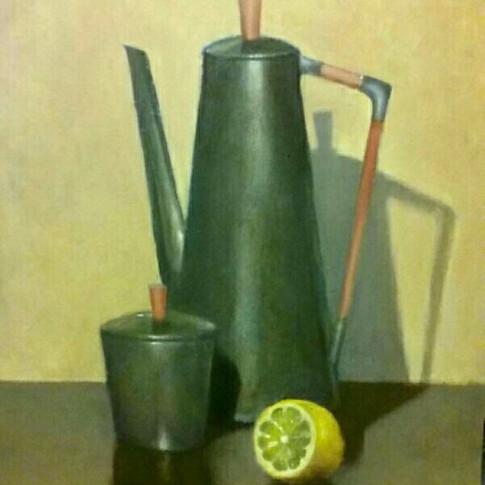 Mid Century Lemon