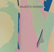 MAJESTIC HORSES Away from the Sun LP/CD