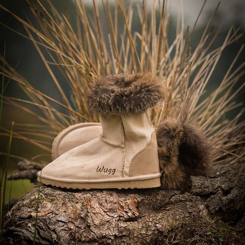 WUGG BOOTS - THE ECO-FRIENDLY WALLABY UGG BOOT