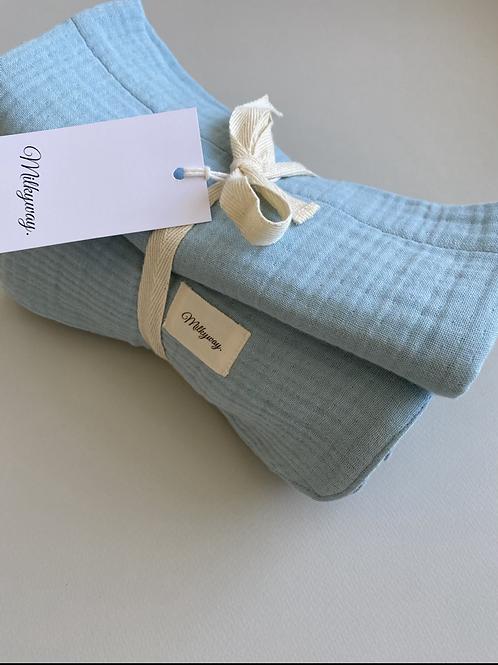Nile Muslin Blanket Set