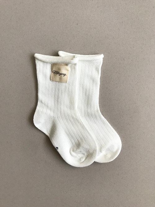 Milkyway Socks - Milky