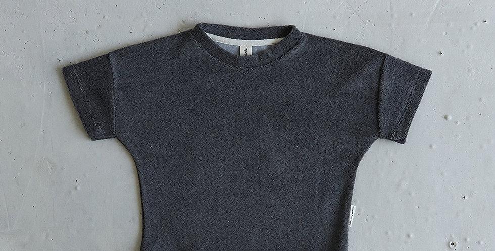 Terry T-shirt -Konkret