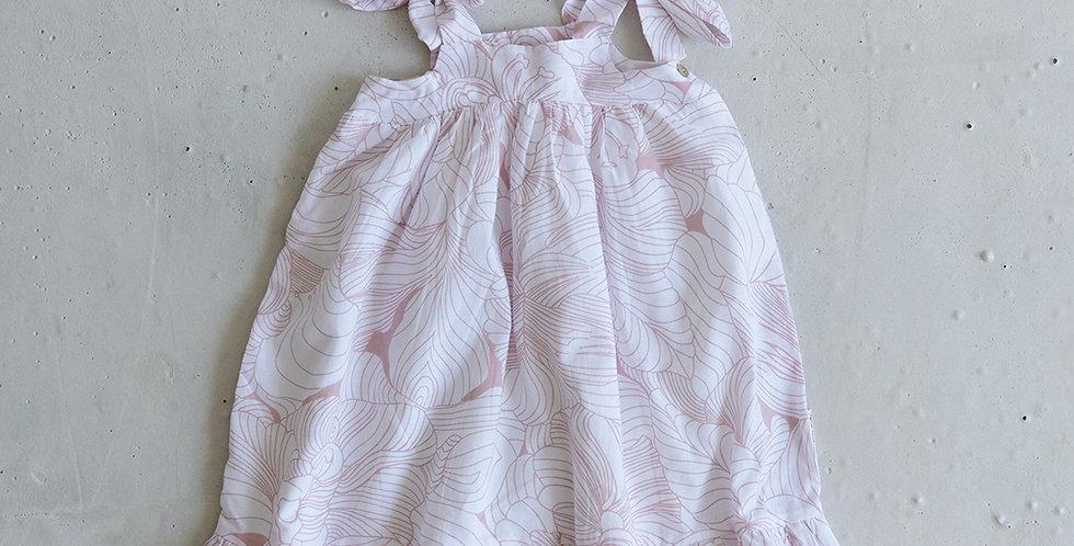 Milk Flower Dress