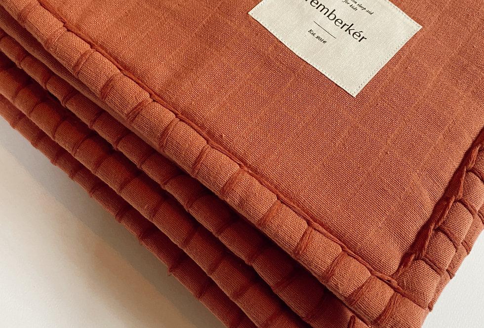 Bedding Set - Rusty