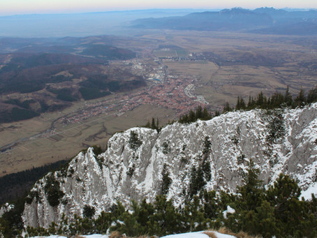 Piatra Mică Peak 1,816m