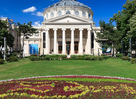 A People's Masterpiece: Atheneul Român (the Romanian Athenaeum)