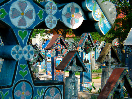 Dead Funny Up North: Săpânţa's Unique Cemetery