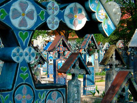 Dead Funny Up North: Săpânţa's Unique Cemetery