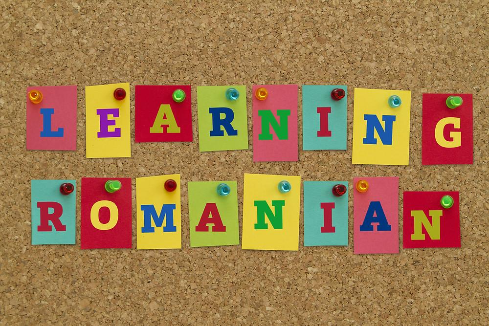 study romanian