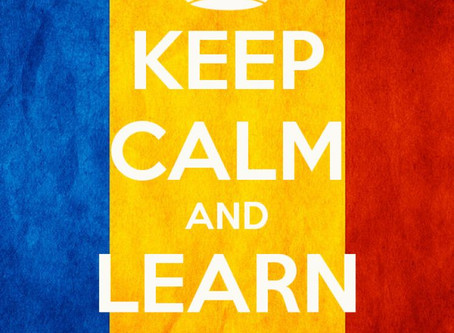 Learning Romanian: with or without a teacher?