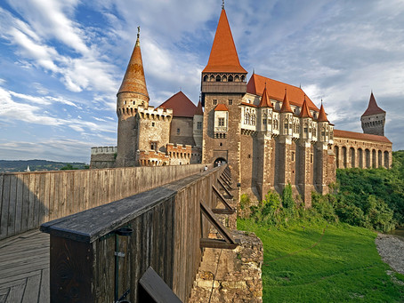 The Hunyad Castle: Where reality fades away