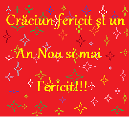 Christmas Wishes, Romanian Style